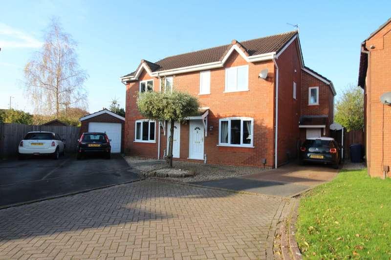3 Bedrooms Semi Detached House for sale in Ilway, Walton-le-Dale, Preston, Lancashire, PR5