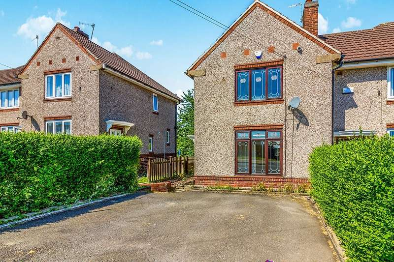 2 Bedrooms Semi Detached House for sale in Lytton Road, Sheffield, South Yorkshire, S5