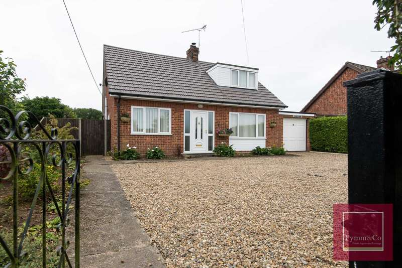 3 Bedrooms Chalet House for sale in Post Office Lane, Weston Longville