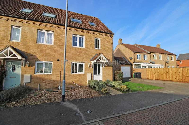 3 Bedrooms End Of Terrace House for rent in Merivale Way, Ely