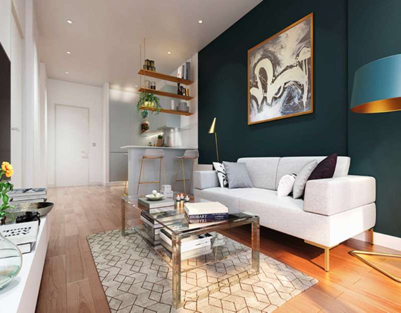 2 Bedrooms Apartment Flat for sale in Embankment West, Manchester, M3