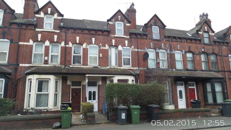 6 Bedrooms Terraced House for rent in Cardigan Road, Hyde Park, Leeds