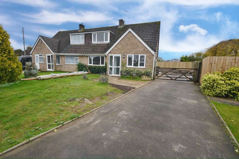 3 Bedrooms Semi Detached House for sale in Marnhull