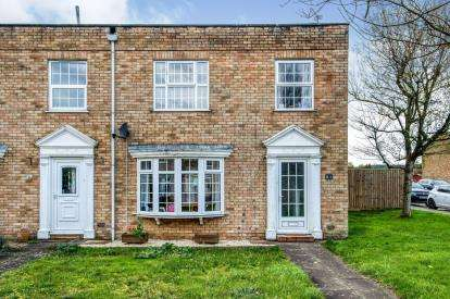 3 Bedrooms End Of Terrace House for sale in Fosseway Avenue, Moreton-in-Marsh, Gloucestershire