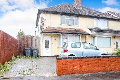 House for sale in Hancock Road, Birmingham, West Midlands