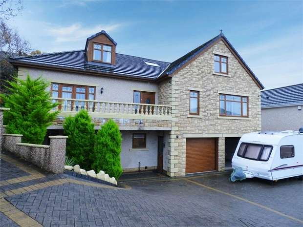4 Bedrooms Detached House for sale in Manesty Rise, Low Moresby, Whitehaven, Cumbria