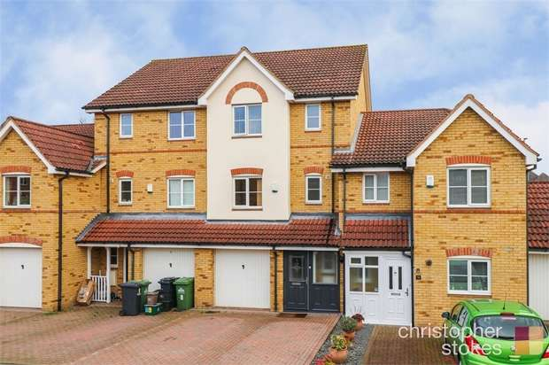 4 Bedrooms Town House for sale in Ontario Close, Broxbourne, Hertfordshire