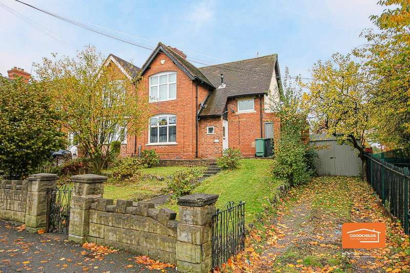 3 Bedrooms Semi Detached House for sale in West Bromwich Road, Walsall, WS5 4NW