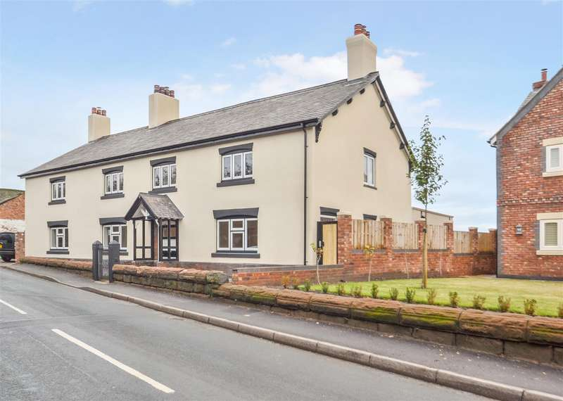 5 Bedrooms Detached House for sale in Windmill Lane, Preston On The Hill, Warrington
