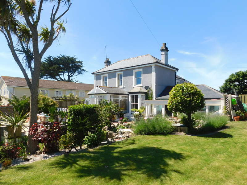 5 Bedrooms Detached House for sale in Gwithian - Luxury House and 20 Quality Holiday Apartments/Bungalows
