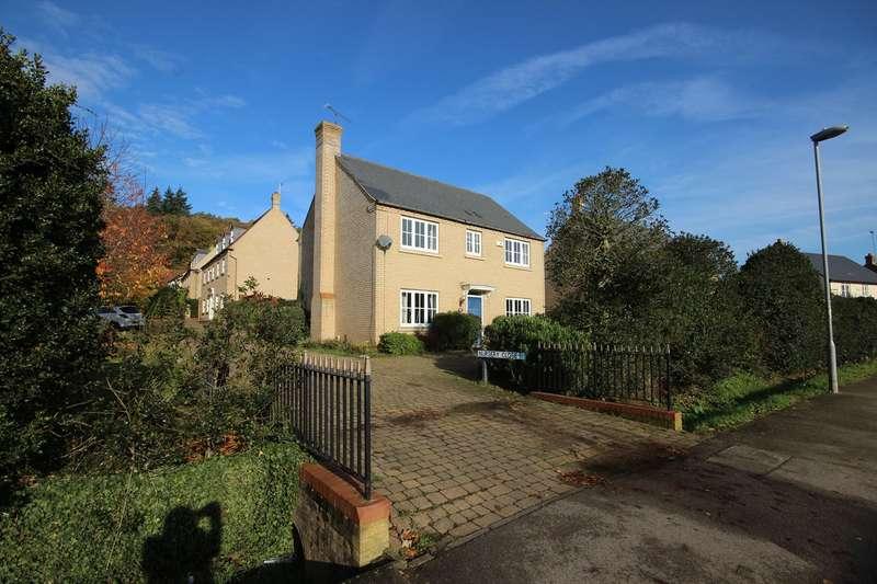 4 Bedrooms Detached House for sale in Nursery Close, Maulden, Bedfordshire, MK45
