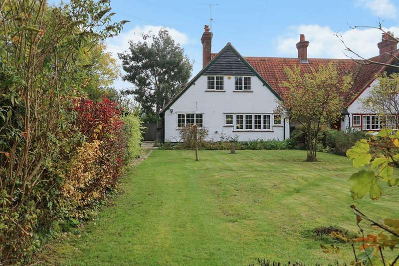 5 Bedrooms Semi Detached House for sale in Pangbourne Road, Upper Basildon