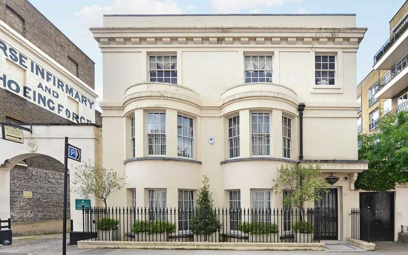2 Bedrooms House for sale in Eaton Square, Belgravia SW1W