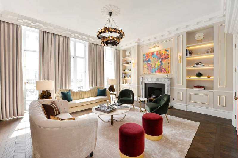 6 Bedrooms Apartment Flat for rent in Stanley Gardens, Notting Hill, W11