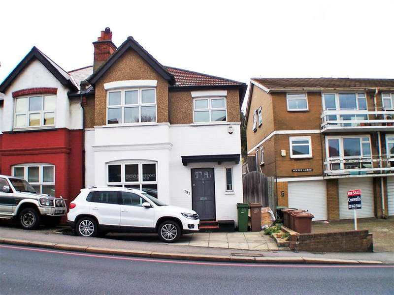 3 Bedrooms Semi Detached House for sale in Carshalton Road, Carshalton, Surrey, SM5 3PZ