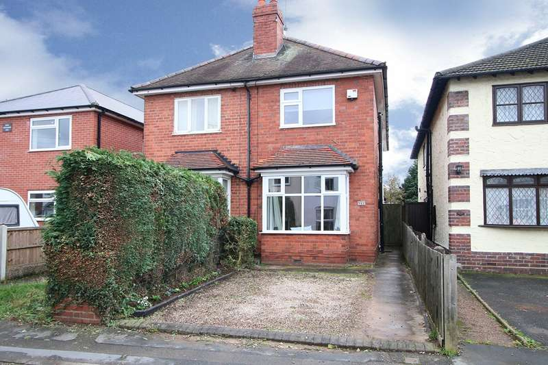 3 Bedrooms Semi Detached House for sale in Spencer Street, Kidderminster, DY11
