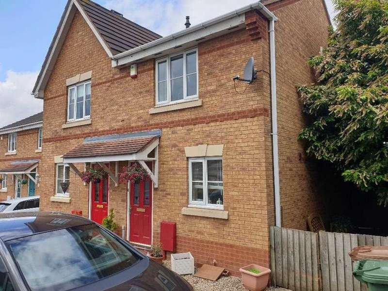 2 Bedrooms Semi Detached House for sale in Nottingham New Road, Walsall