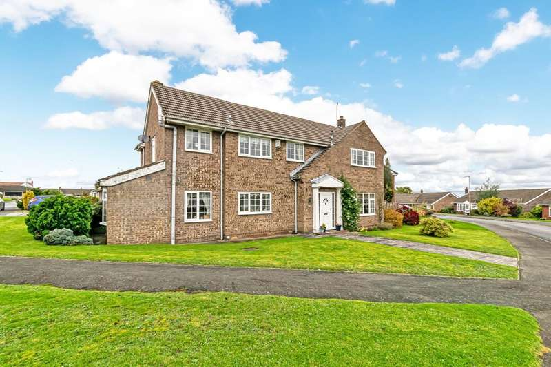 4 Bedrooms Detached House for sale in Beech View Road, Kingsley, Frodsham, WA6