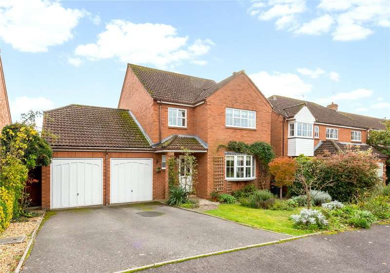 4 Bedrooms Detached House for sale in Merrifield Road, Ford, Salisbury, Wiltshire, SP4