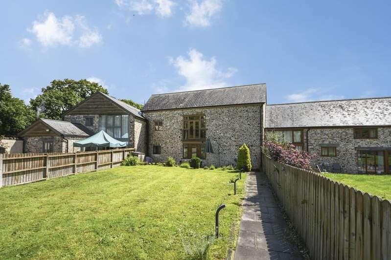 4 Bedrooms Property for sale in Hemyock, Cullompton