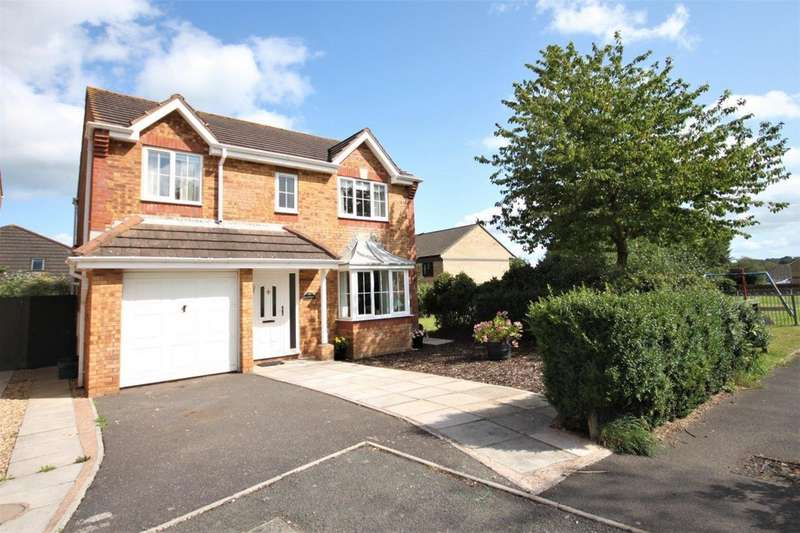 4 Bedrooms Property for sale in Cross Parks, Cullompton