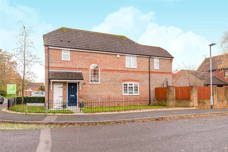 3 Bedrooms Detached House for sale in Goldsmith Close, Wokingham, Berkshire, RG40