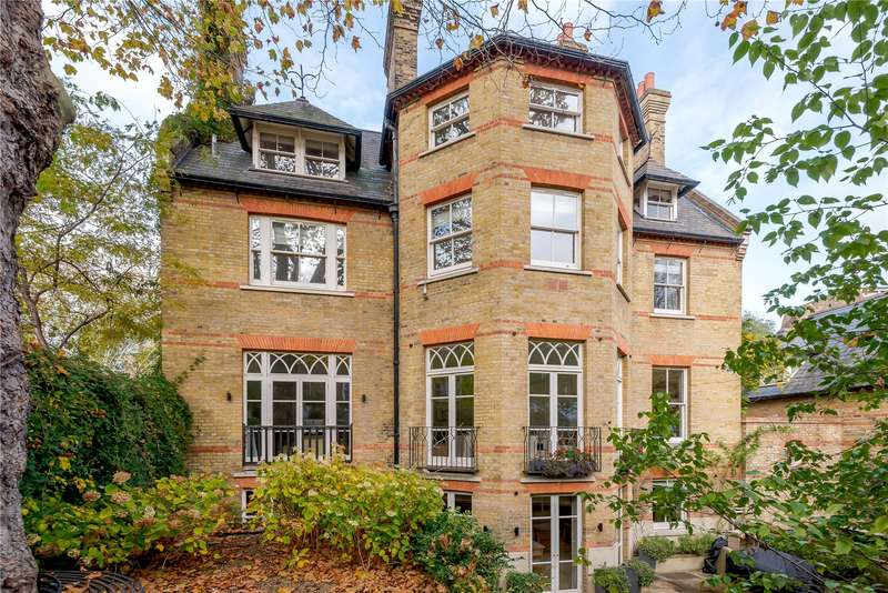 6 Bedrooms Detached House for sale in Maxwell Road, London, SW6