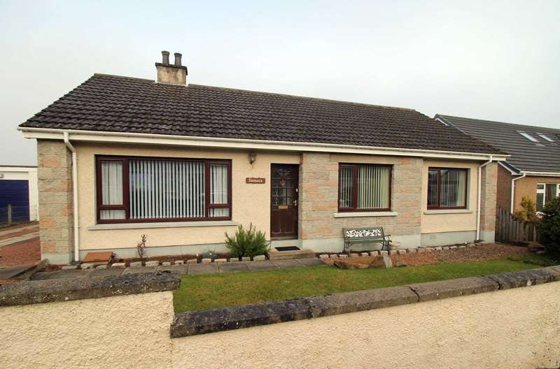 3 Bedrooms Detached Bungalow for sale in Wyvis Road, Nairn