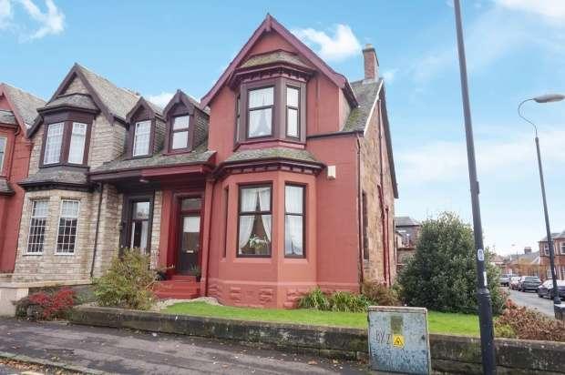 4 Bedrooms Property for sale in Glebe Road, Kilmarnock, Ayrshire, KA1 3BA