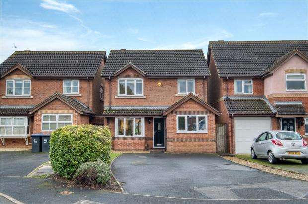 3 Bedrooms Detached House for sale in Field Gate Lane, Fenny Compton, Southam