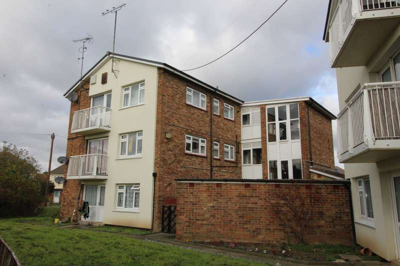 2 Bedrooms Apartment Flat for sale in Lewis Court, Snelling Avenue, Gravesend, Kent, DA11