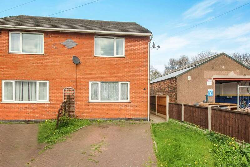 3 Bedrooms Semi Detached House for sale in Uttoxeter Road, Meir, Stoke-On-Trent, ST3