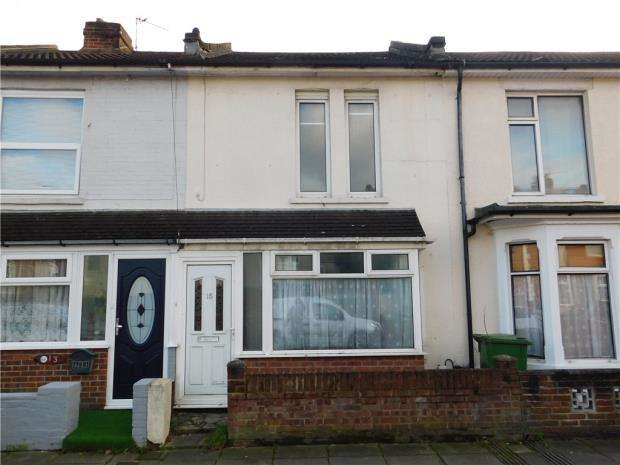 3 Bedrooms Terraced House for sale in Walden Road, Portsmouth, Hampshire