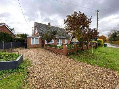 3 Bedrooms Bungalow for sale in Gressenhall, Dereham, Norfolk