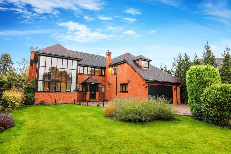 5 Bedrooms Detached House for sale in Greystoke Park, Newcastle Upon Tyne