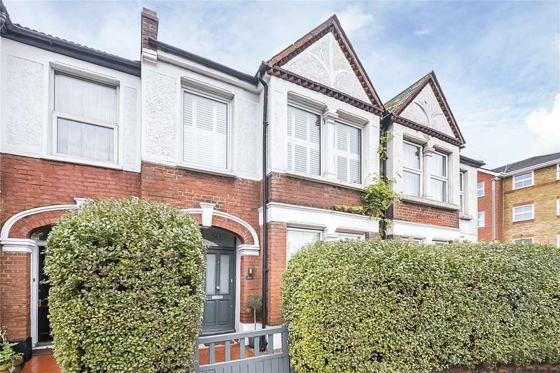 2 Bedrooms Flat for sale in Merton Road, London, SW18