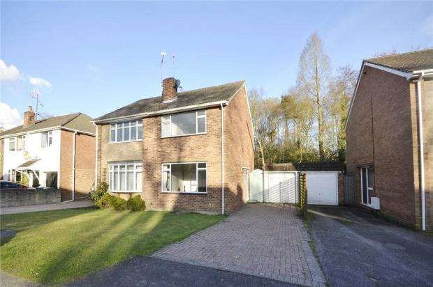 3 Bedrooms Semi Detached House for sale in Prince Andrew Way, Ascot, Berkshire