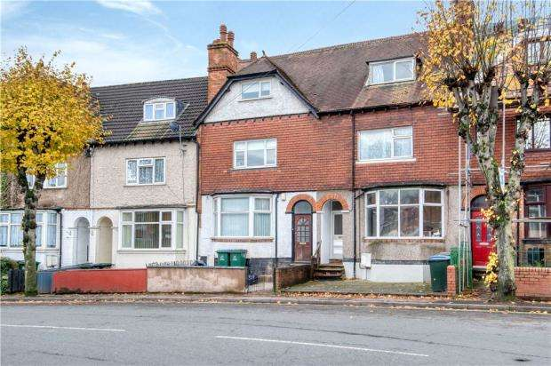 7 Bedrooms Terraced House for rent in Earlsdon Avenue North, Earlsdon, Coventry, West Midlands