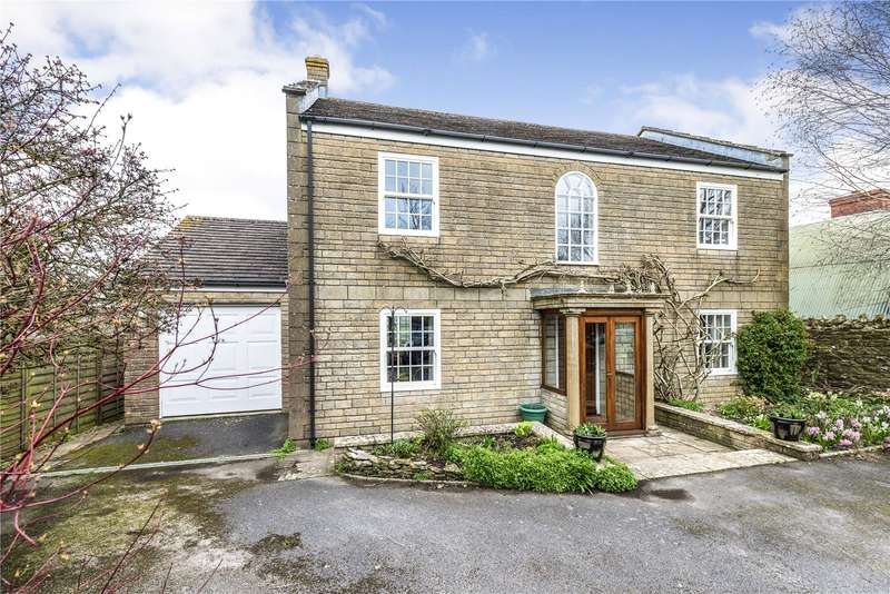 4 Bedrooms Detached House for sale in Ryme Intrinseca, Sherborne, DT9