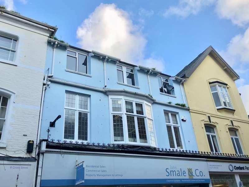 Office Commercial for rent in Cross Street, Barnstaple, EX31