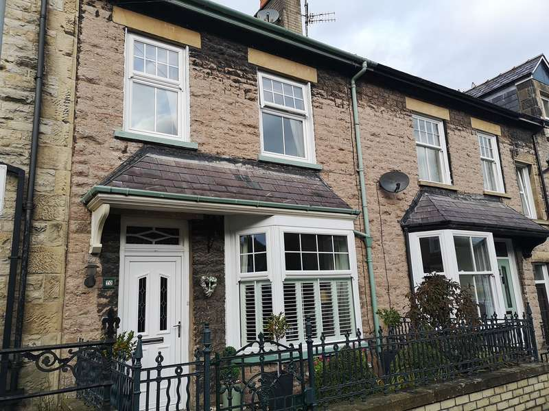 4 Bedrooms Terraced House for sale in South Road, Kirkby Stephen, CA17