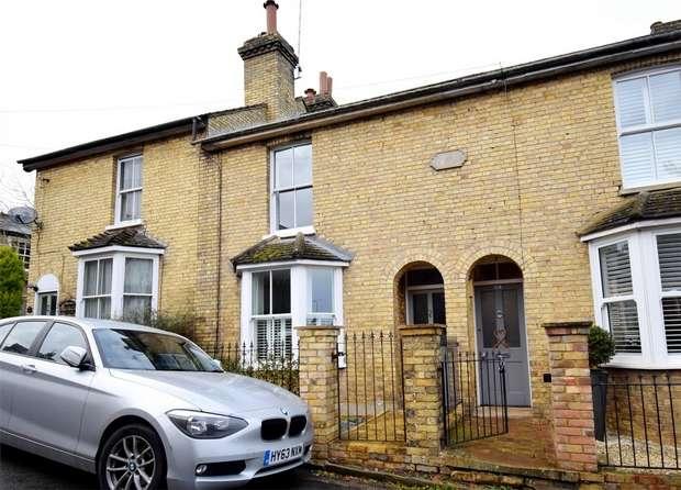 4 Bedrooms Terraced House for sale in Camden Road, SEVENOAKS, Kent
