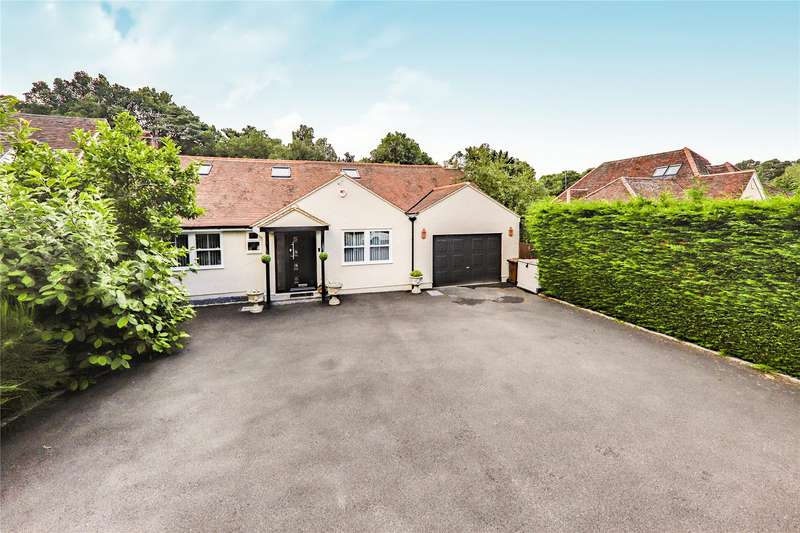5 Bedrooms Bungalow for sale in Nine Mile Ride, Finchampstead, Wokingham, Berkshire, RG40