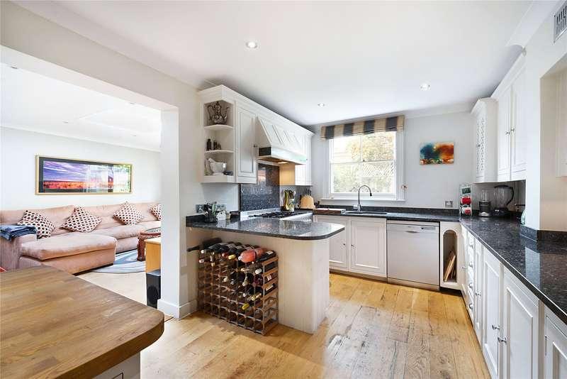 3 Bedrooms Terraced House for sale in Edna Street, Battersea, London, SW11