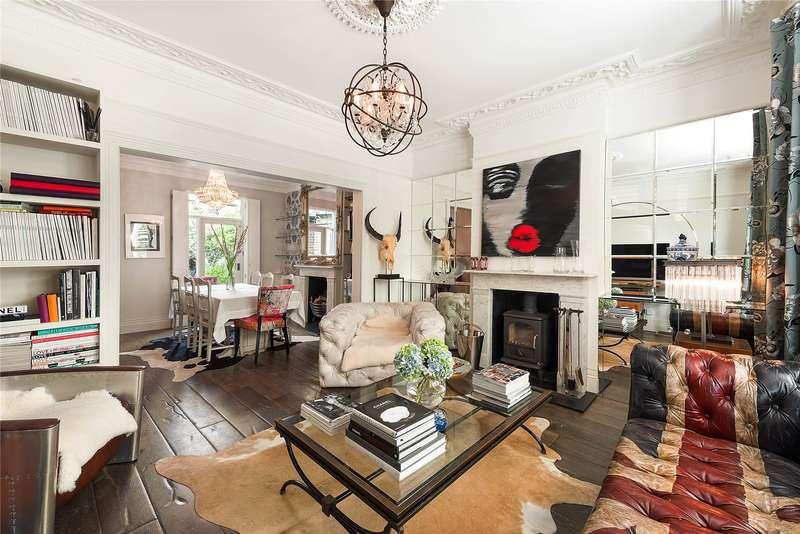 3 Bedrooms Terraced House for sale in Henning Street, Battersea, London, SW11