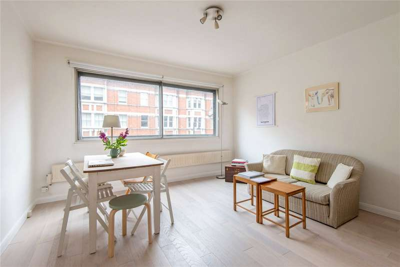 1 Bedroom Apartment Flat for sale in Southampton Row, London, WC1B