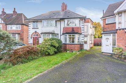 3 Bedrooms Semi Detached House for sale in Homecroft Road, Birmingham, West Midlands, .