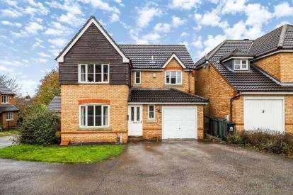4 Bedrooms Detached House for sale in Broad Valley Drive, Bestwood Village, Nottingham, Nottinghamshire