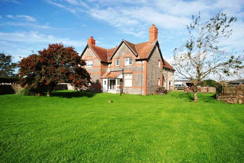 6 Bedrooms House for sale in St. Hilary, Near Cowbridge, Vale of Glamorgan, CF71 7DP