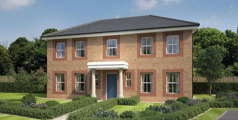 4 Bedrooms Detached House for sale in The Louisiana, Richmond Point, Queensway, Lytham St Annes